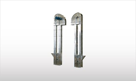 High Capacity Vertical Conveying - EF