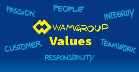 "buy popular 7d5b7 4eef9 WAMGROUP ""Values"" Video"